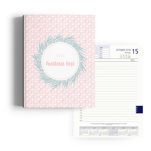 Picture of Halo Palm Diary A4