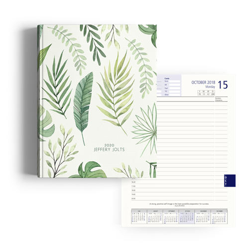 Picture of Fresh Tropics Diary A4