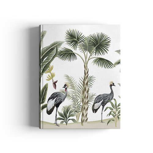Picture of Crowned Crane Journal