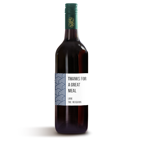 Picture of Marrakech Wine Label
