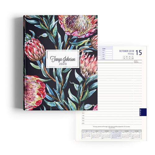 Picture of Protea Diary A4