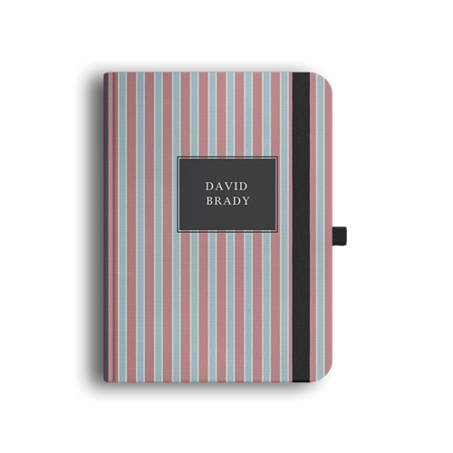 Picture of Dewing Stripe Luxury Journal