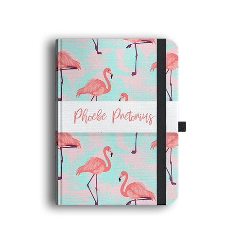 Picture of Light Flamingos Luxury Journal