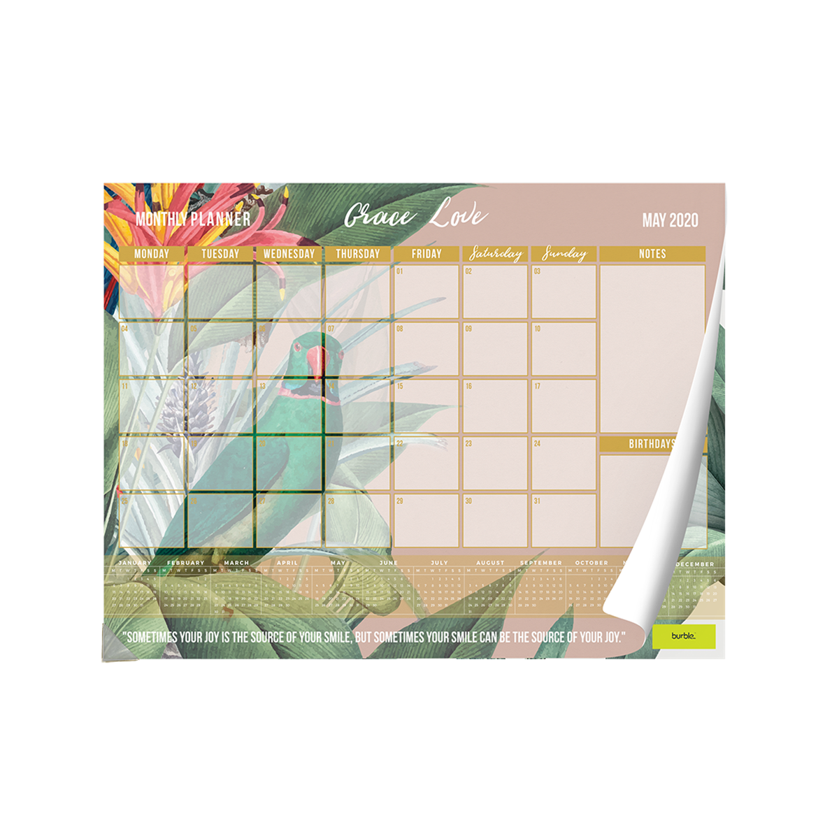 Picture for category A3 Desk Planner