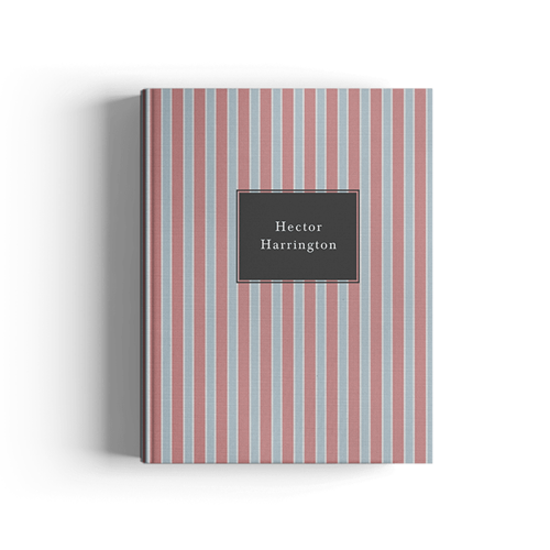 Picture of Dewing Stripe Journal
