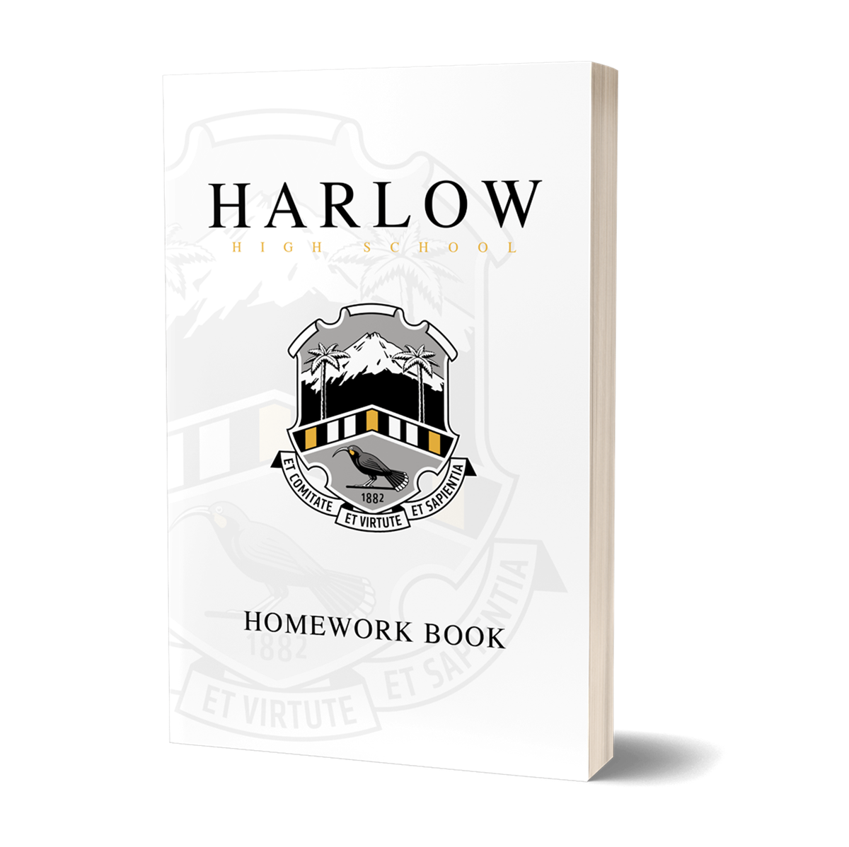 Picture for category Softcover Homework books