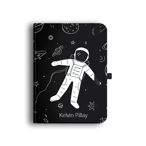 Picture of Spaceman Luxury Journal