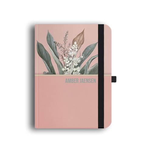 Picture of Pink Botanicals Luxury Journal