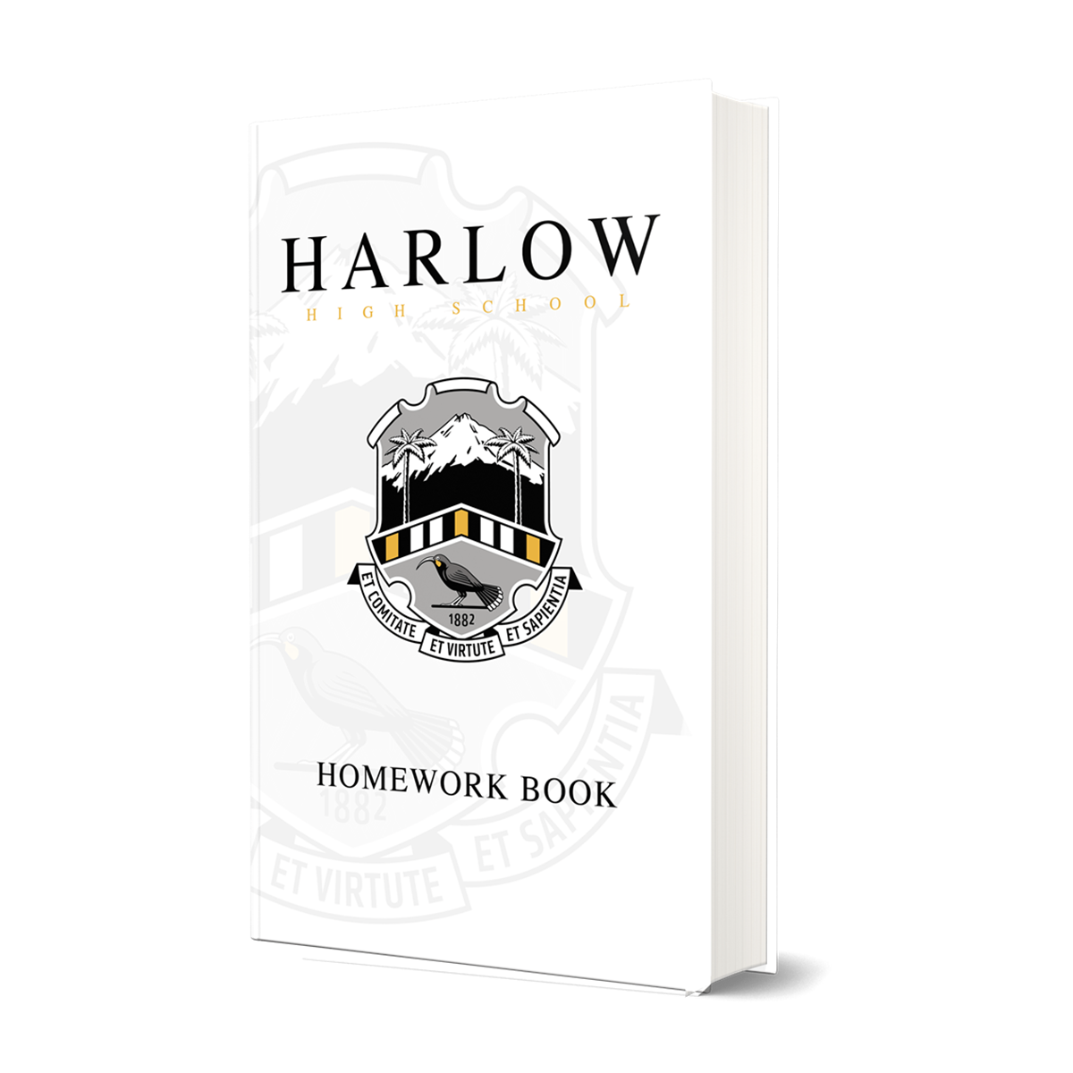 Picture for category Hardcover Homework books