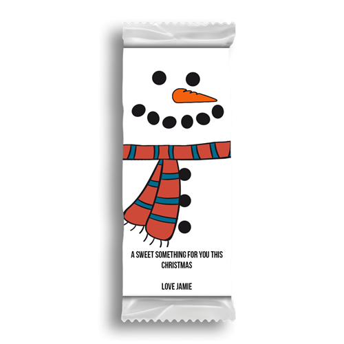 Picture of Snowman Wrapper
