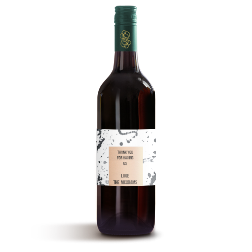 Picture of Ink & Paper Wine Label