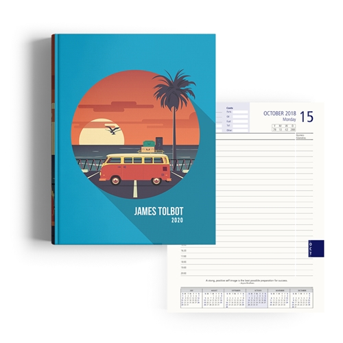 Picture of Cruising Diary A4