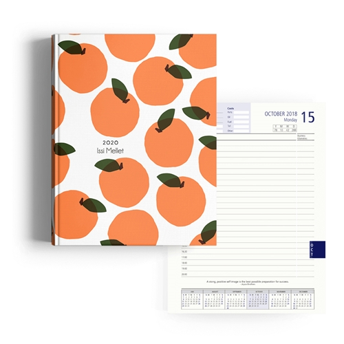 Picture of My Clementine Diary A4