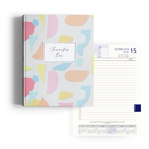 Picture of In Shape Diary A4