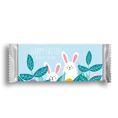 Picture of Cute Easter Bunnies Wrapper