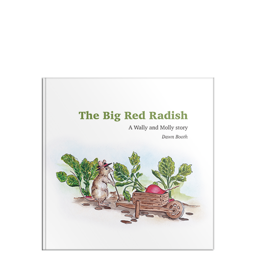 Picture of The Big Red Radish