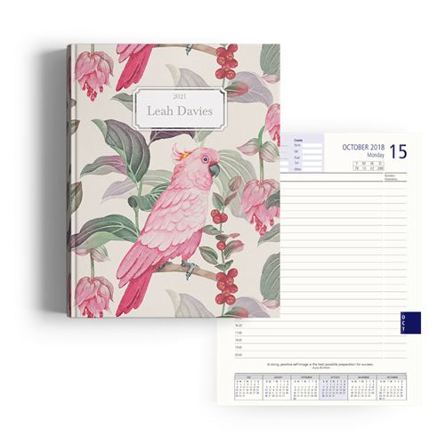 Picture of Pretty Polly Diary A4